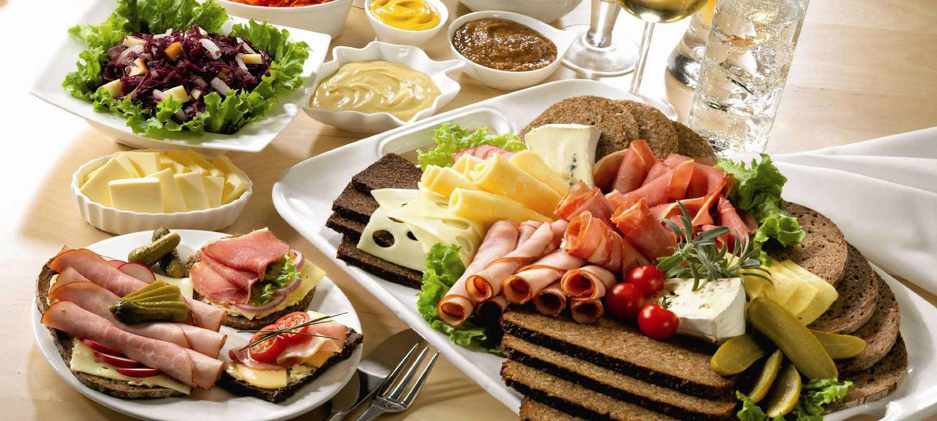 Frühstücksbuffet & Catering Service